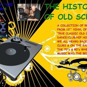 1980'S OLD SCHOOL REMIXES VOLUME#1 DJ JOHNNY-CEE