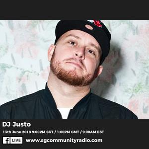SGCR Radio Show #71 - 13.06.2018 Episode ft. DJ JUSTO