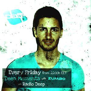 zumb0 - Deep Moments - Radio Deep - 24.07.2015