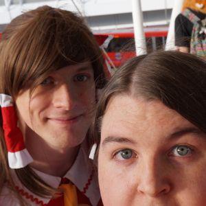 #NekoDesu with Iain and Chris (Peter is away) 08/11/2014