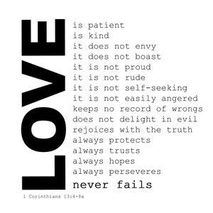 Deep in the heart where love dies
