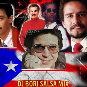 DJ BORI SALSA MIX