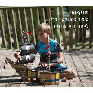 טיפול בילדים באמצעות משחק #2