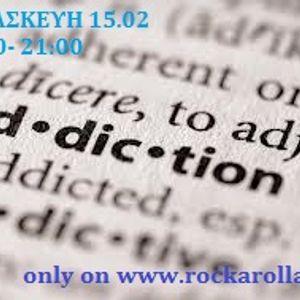 Music Addiction vol.13 (Rockarolla Radio 15.02)