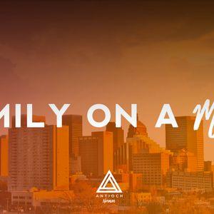 Family On a Mission - God's Original Design (Week 1)