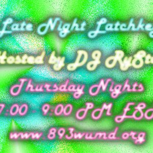 2016-03-24 Late Night Latchkey 89.3 FM www.893wumd.org