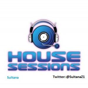 DJ Sultana - House Sessions Episode 007 (2013)
