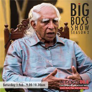 Mr. Chndra Schaffter On the Big Boss Show On Legends 966