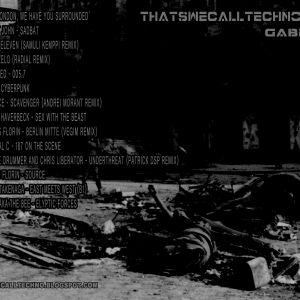 Thatswecalltechno011-Gabeen