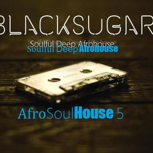 Afro Soul House 5, DJ Black Sugar aka Fonseca, nov 00, vinyl