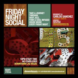 DJ THEORY & EDDIE B. LIVE @ FRIDAY NIGHT SOCIAL_2_13_09