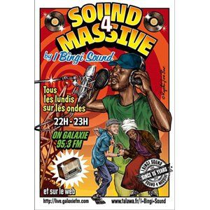Sound 4 Massive - Tribute to Jimmy Riley - 04/04/16