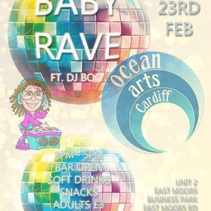 DJ Boo - Baby Rave @ Ocean Arts - 23-02-2019