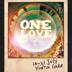 One Love 2014 Gathering - Rebel Natty Dread Mix