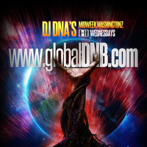 DJ D.N.A. LIVE SHOW AS RECORDED ON GLOBALDNB.COM 13/6/12