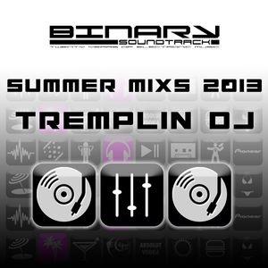 TREMPLINS SUMMER MIXS 05.3 DJ Rom's (20.06.2013)