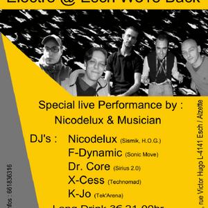 Nicodelux - In The Mix June 2010