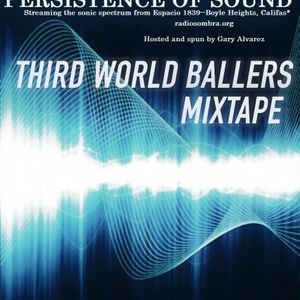 Persistence of Sound Mixtape