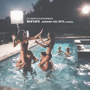 noskinnen - mixtape summer mix 2015 (roadtrip)