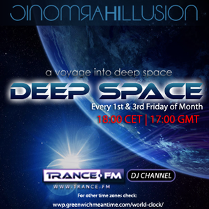 Harmonic Illusion - Deep Space 082 @ Trance FM (04-07-2014)