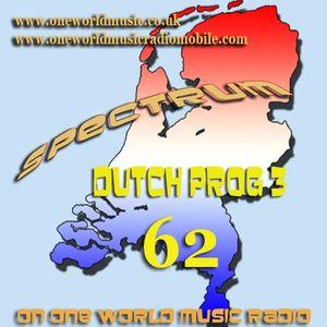 Spectrum 62: Dutch Prog 3