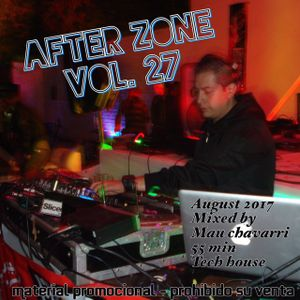 After Zone Vol.27 By Mauricio Chavarri