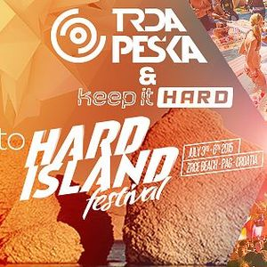 Fictive - Keep It Hard & Trda Peška Hard Island Preparty (Promo Mix)