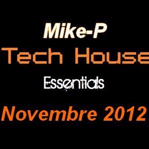 Set Tech House Novembre 2012 Mike-P