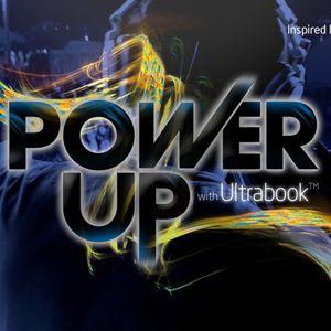 Intel Powerup Dj Competiton by Leroy Jordan