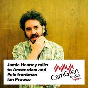 Jamie Heaney interviews Ian Prowse of Pele & Amsterdam, 29 Mar 2017