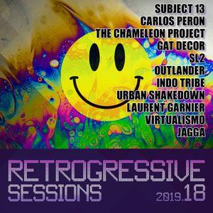 Retrogressive Sessions 2019.18