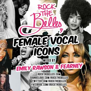 Rock The Belles 'Female Vocal Icons'
