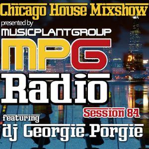 dj Georgie Porgie MPG Radio Show 84
