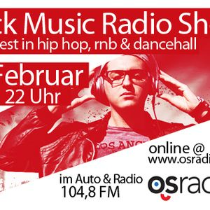 Jo-Zy - BLACK MUSIC RADIO SHOW 1 [22. FEB 2013 OsRadio 104,8]