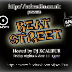 NSBradio.co.uk Welcome to Beat Street 24 DJ XCALIBUR 05-04-12