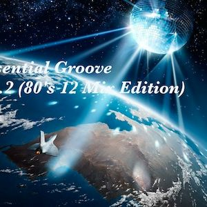 Essential Groove Vol.2 (80's 12 Mix-Inch Edition) Mixed By Dj Mbatò