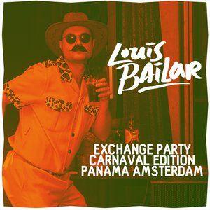 Louis Bailar Live @ Carnaval Exchange Party Panama 21-02-15