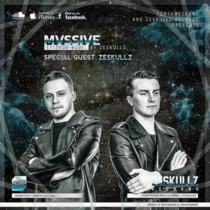 ForthWeekend & Zeskullz Records – MVSSIVE #001 (GuestMix by Zeskullz)