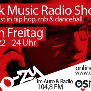 Jo-Zy - BLACK MUSIC RADIO SHOW 2 [01. MÄR 2013 OsRadio 104,8] PART 1