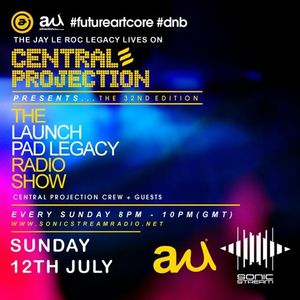 Launch Pad Legacy Show Featuring Stunna and Central Projection