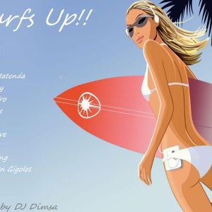 Surfs Up!! - Jazzy House Mix (2008)