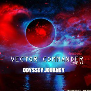 Vector Commander Live PA @ Odyssey Journey Set 3 hours - Promo Deep Beep 2012