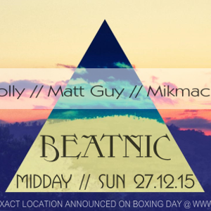DJ Polly - BEATNIC 2015-12-27