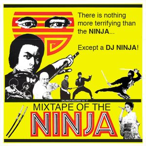 Balanga 17: Mixtape of the Ninja