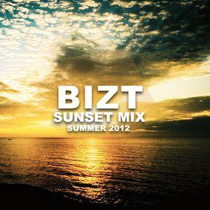 BIZT SUNSET MIX 2012