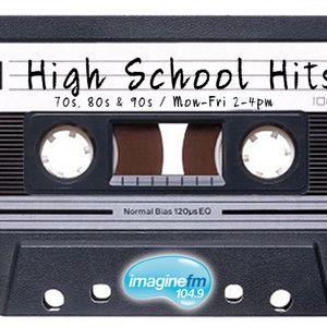 Listen Again High School Hits Tuesday 25th April 2017