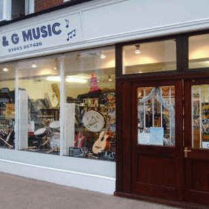 M and G Music Broadstairs