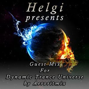 Helgi - Guest Mix For Dynamic Trance Universe #087