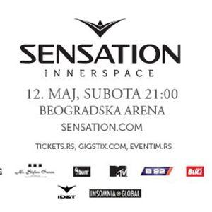 Daniel Sanchez & Juan Sanchez - Live @ Sensation Innerspace Serbia - 12.05.2012