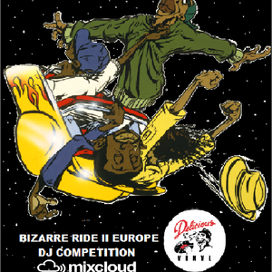 Bizarre Ride II Europe DJ Competition